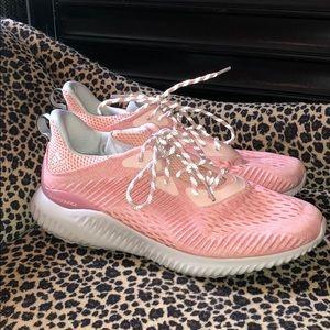 Adidas Pink AlphaBounce